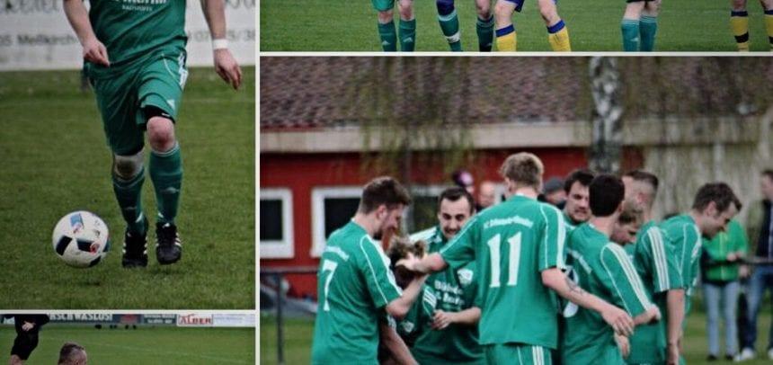 FC SWN lässt Messkirch im Derby keine Chance.