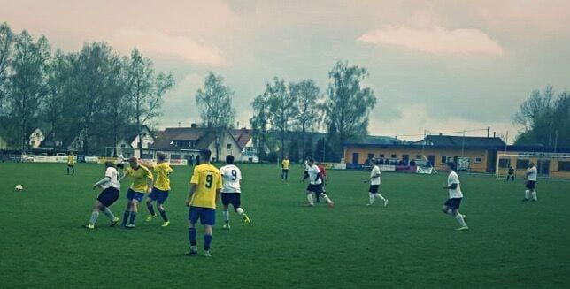 Reserve des FC Schwandorf/Worndorf sichert sich die ersten Punkte im Jahr 2017.