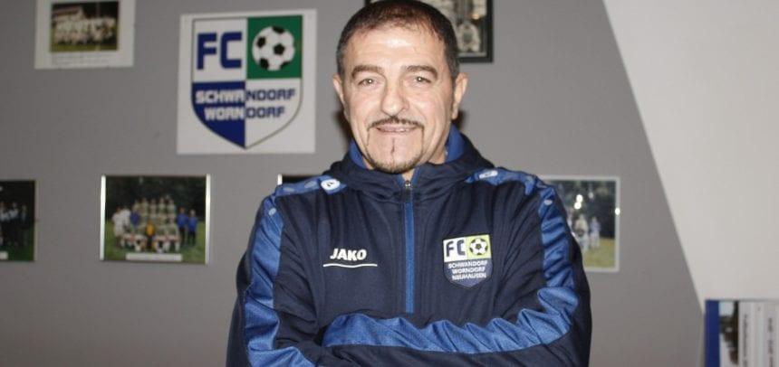 Herzlich Willkommen Francesco Pastore!