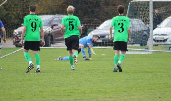 FC SWN verliert trotz zweimaliger Führung
