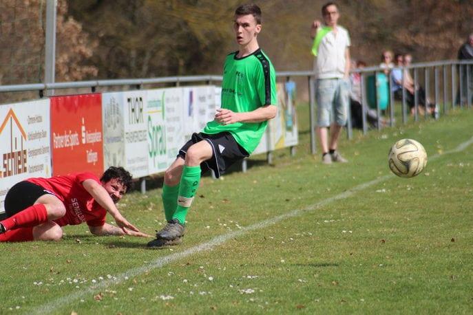 Verdientes 2:2 Unentschieden gegen den SV Aach-Eigeltingen