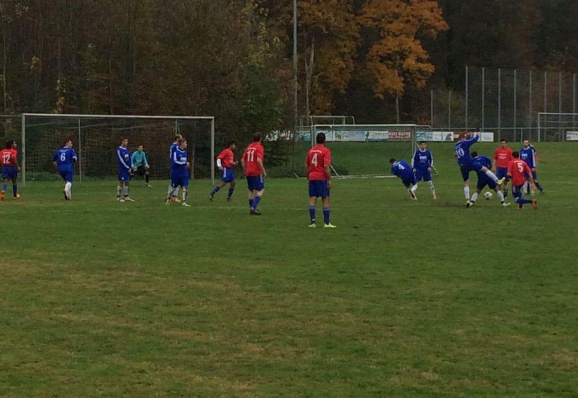 Kreisliga C, Staffel 4 – Dritte stibitzt in Nenzingen 3 Punkte