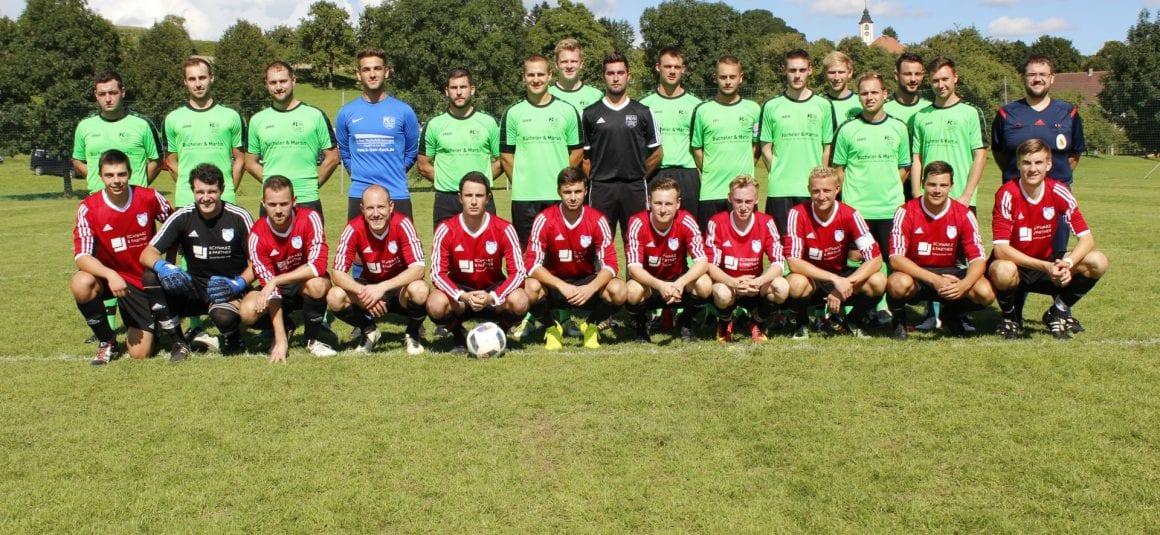 Rückblick auf die Sportwoche in Gallmansweil: FC belegt Rang 2 sowie Rang 5!