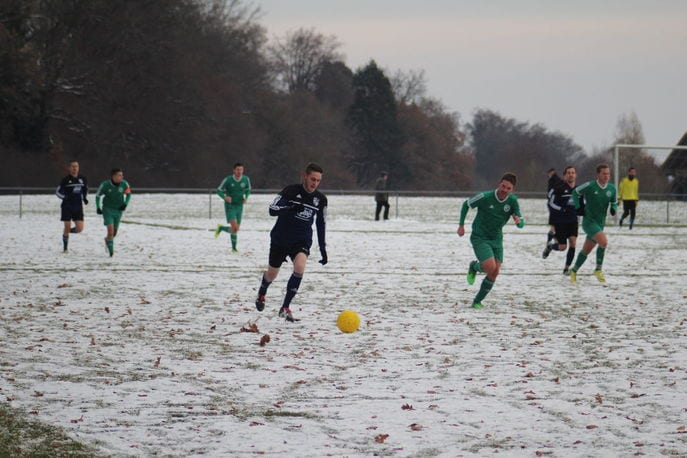 FC SWN1 verabschiedet sich mit einem Unentschieden gegen den FC Steißlingen in die Winterpause!