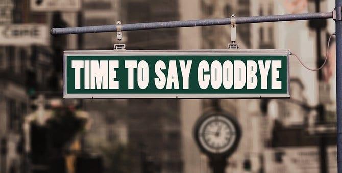 Good bye – Hoffe, Aytac und Paul