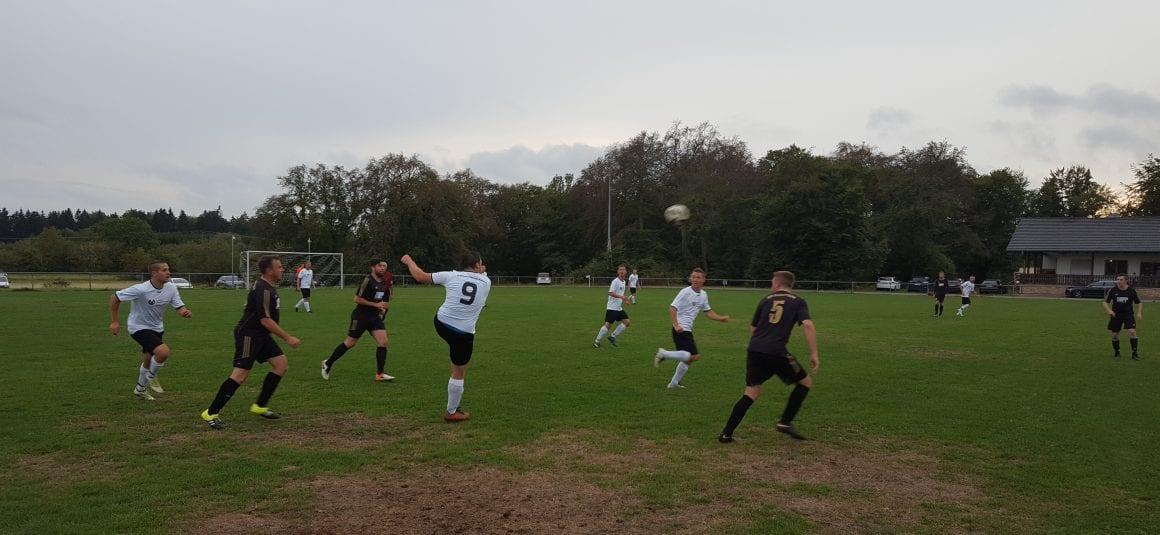 FC Reserve schlägt Kolbingen 3:1!