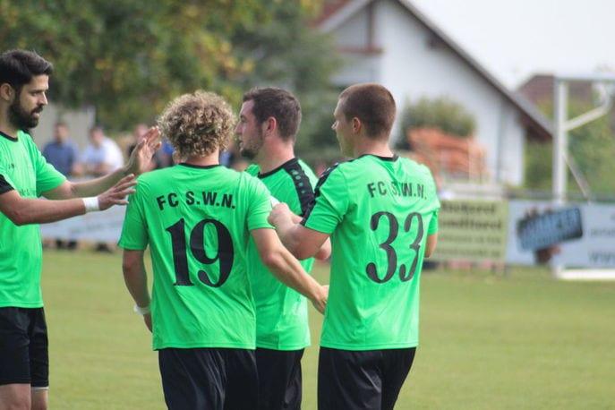 FC SWN gewinnt nach furioser ersten Halbzeit
