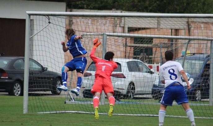 Die Mannschaft von Trainer Francesco Pastore startete mit einem 1:0 Auswärtserfolg in die neue Runde.