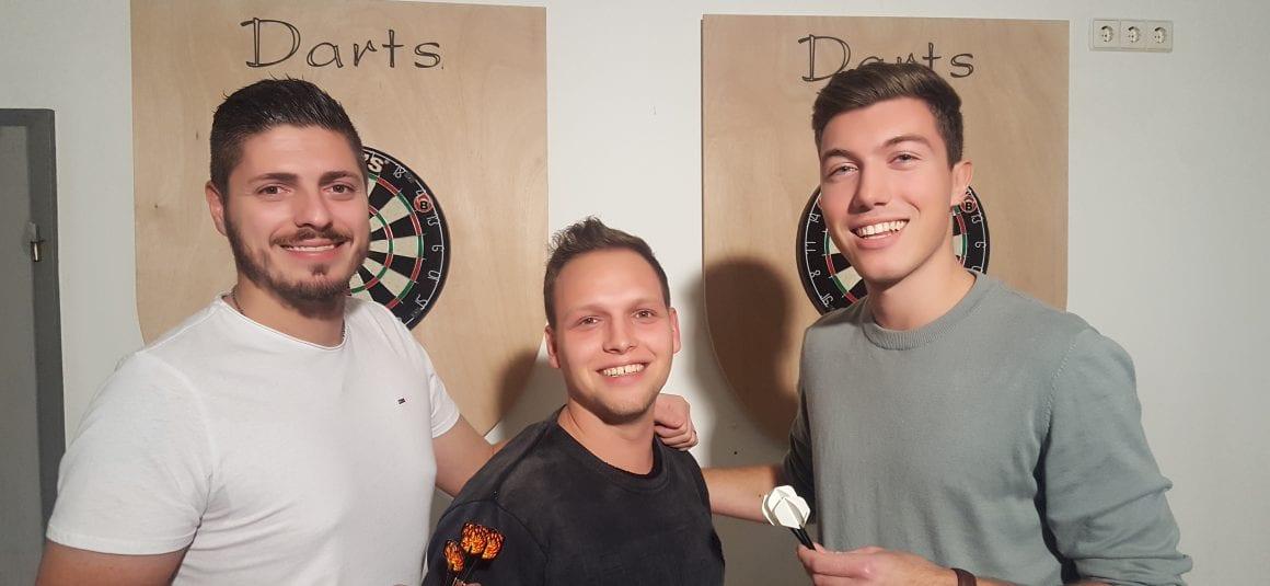 """Kenny Heindel erster Gewinner der """"1. Wonder of Darts""""!"""