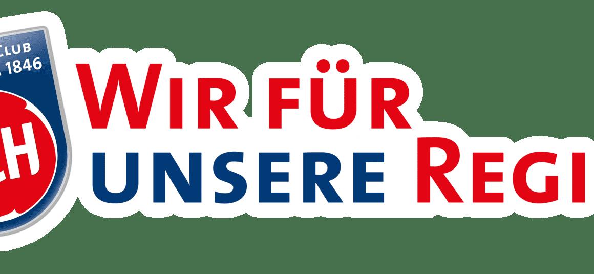 """""""Wir für unsere Region"""" – FC SWN und Zweitligist FC Heidenheim 1846 e.V. gehen eine Vereinsfreundschaft ein!"""